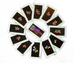 Digital World Biology: Macromolecule Playing Cards